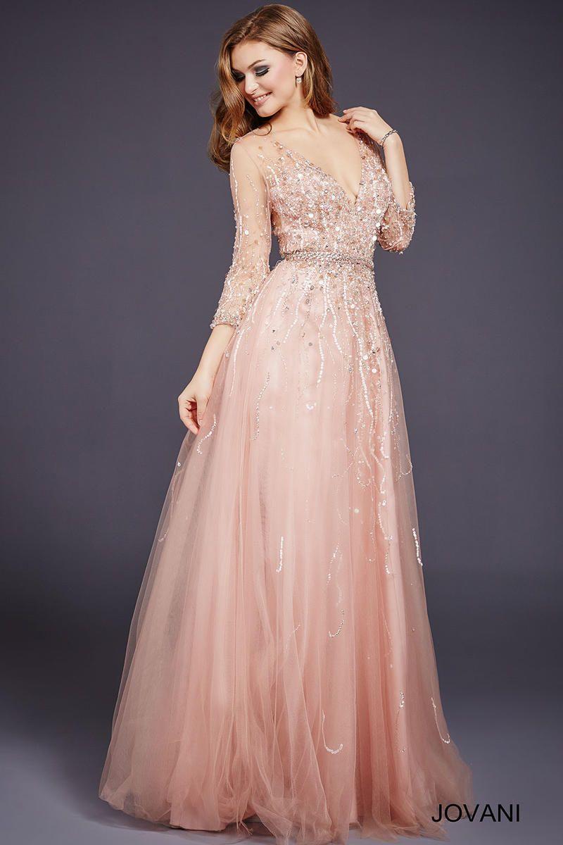 Jovani 29084 Sparkling Evening Dress | Dresses | Pinterest