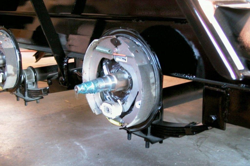 Buy Electric Trailer Brake Assemblies At Boatmatetrailers Com Au