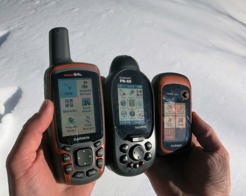 Best Handheld Gps >> The Best Handheld Gps Review Outdoorgearlab Travel Gps