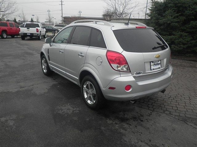 2012 Chevrolet Captiva Sport Silver Ice Metallic 14277840 Http