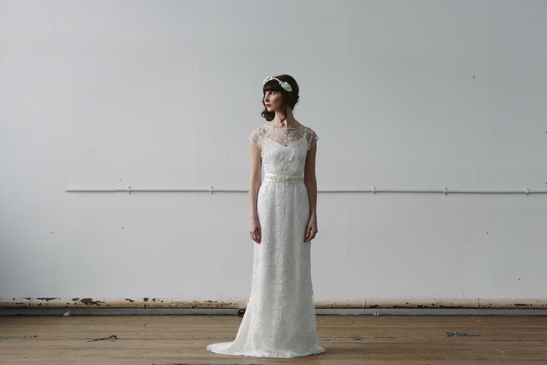 Flossy And Dossy Vintage Style Wedding Dress Bridalwear Glasgow Vintage Style Wedding Dress Sco Wedding Dresses Glasgow Wedding Dresses Wedding Dresses Lace