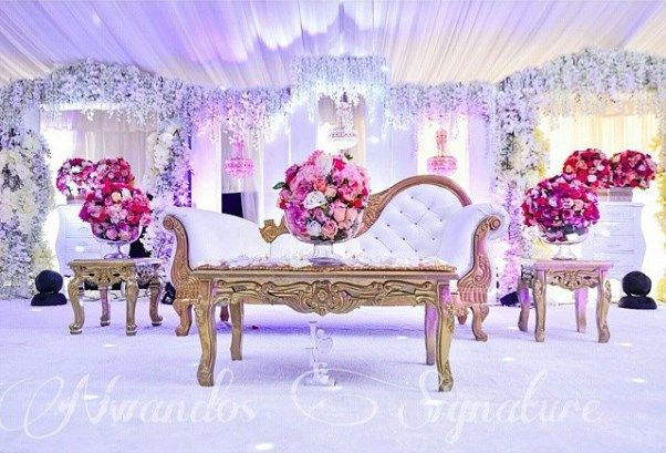 Nigerian Wedding Decoration - Google Search