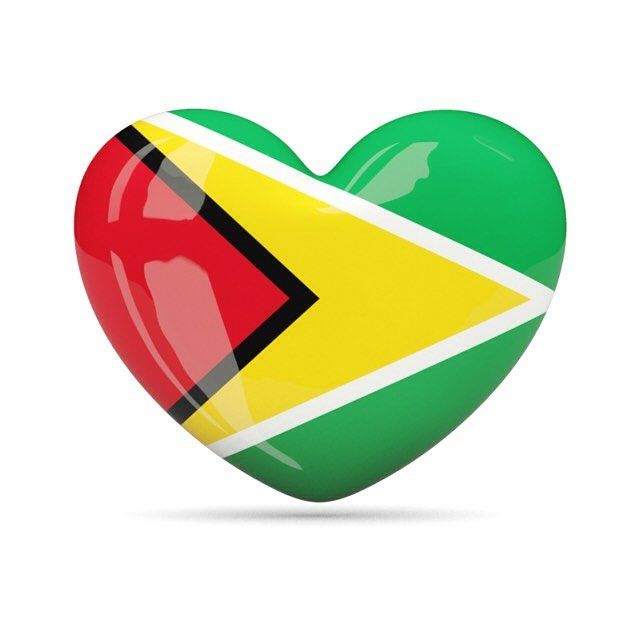 Happy Valentines Day from #Guyana! We hope you all enjoy the day and continue to #SpreadLove. by countryofguyana