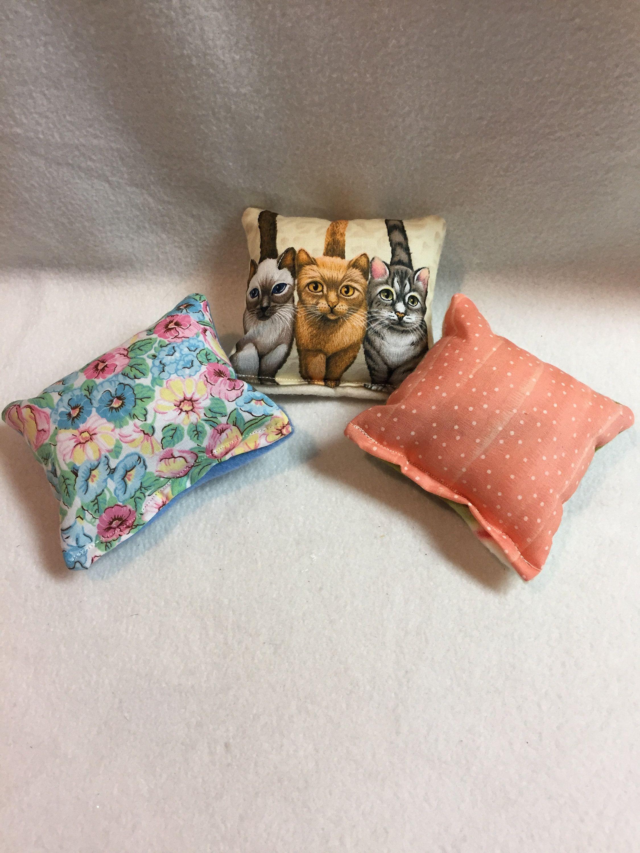 how to make a catnip pillow