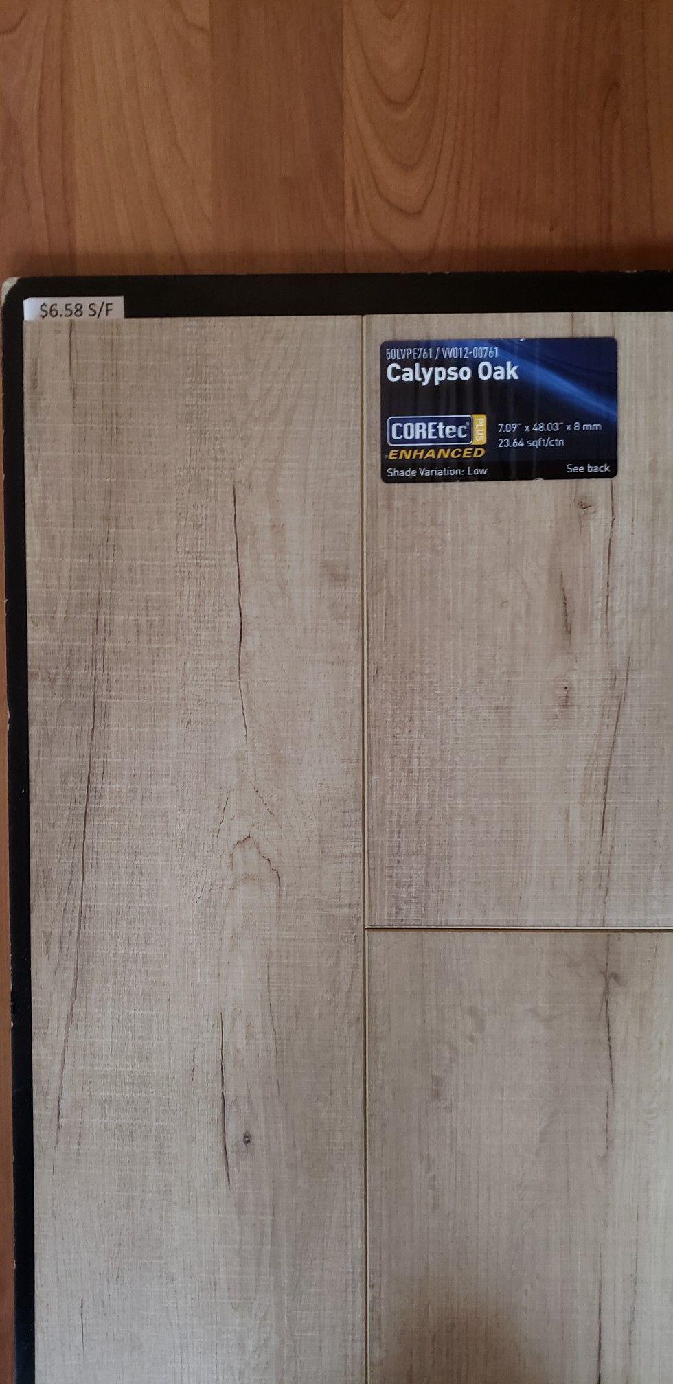 Coretec Calypso Oak Lvt Coretec Kitchen Inspirations Calypso