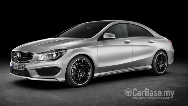New Mercedes Cla Review And Price In Malaysia 2015