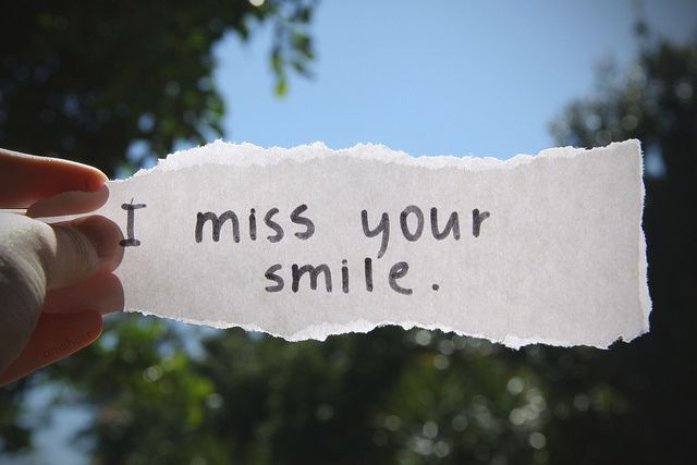 I Miss Your Smile I Miss Your Smile Your Smile I Miss You Dad