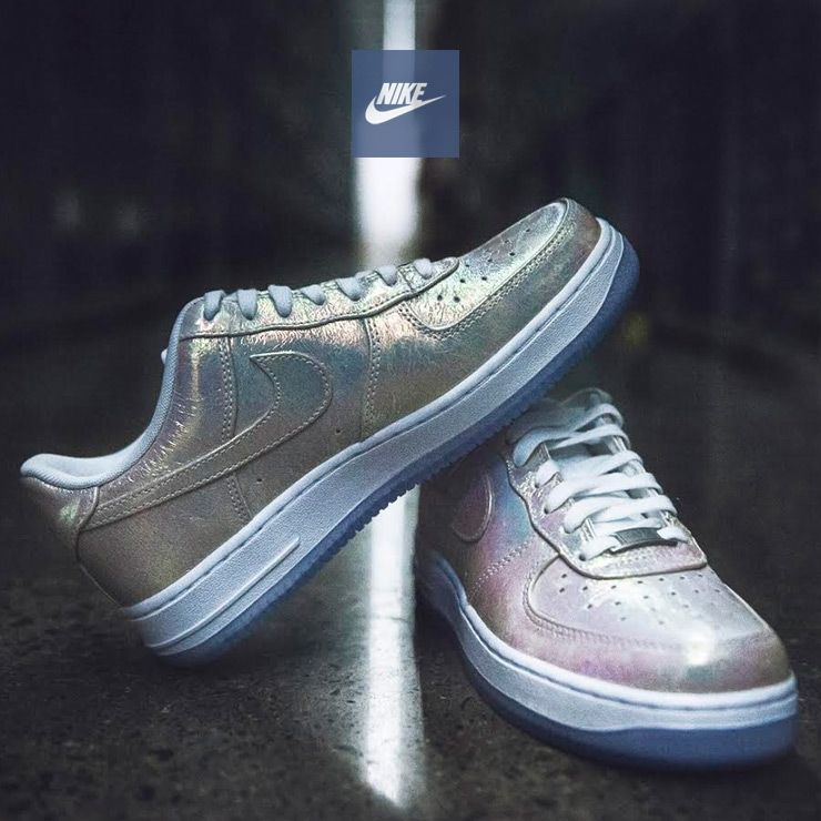 "buy popular b0984 601f0 Nike Womens Air Force 1 Hi ""Iridescent Pearl Collection"""