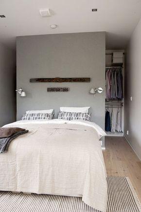 5db7a6b4ff1f90 8 petites chambres à la déco craquante   chambre ado   Pinterest ...