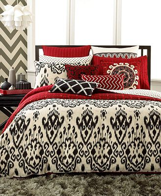 CLOSEOUT! INC International Concepts Ikat Bedding Collection