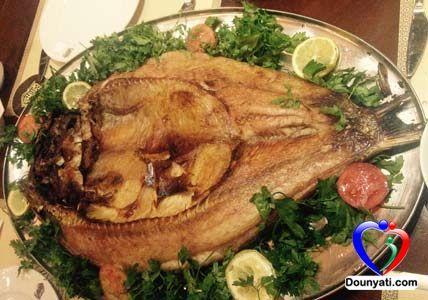 دنيتي طريقة عمل المسكوف العراقي Food Pork Chicken