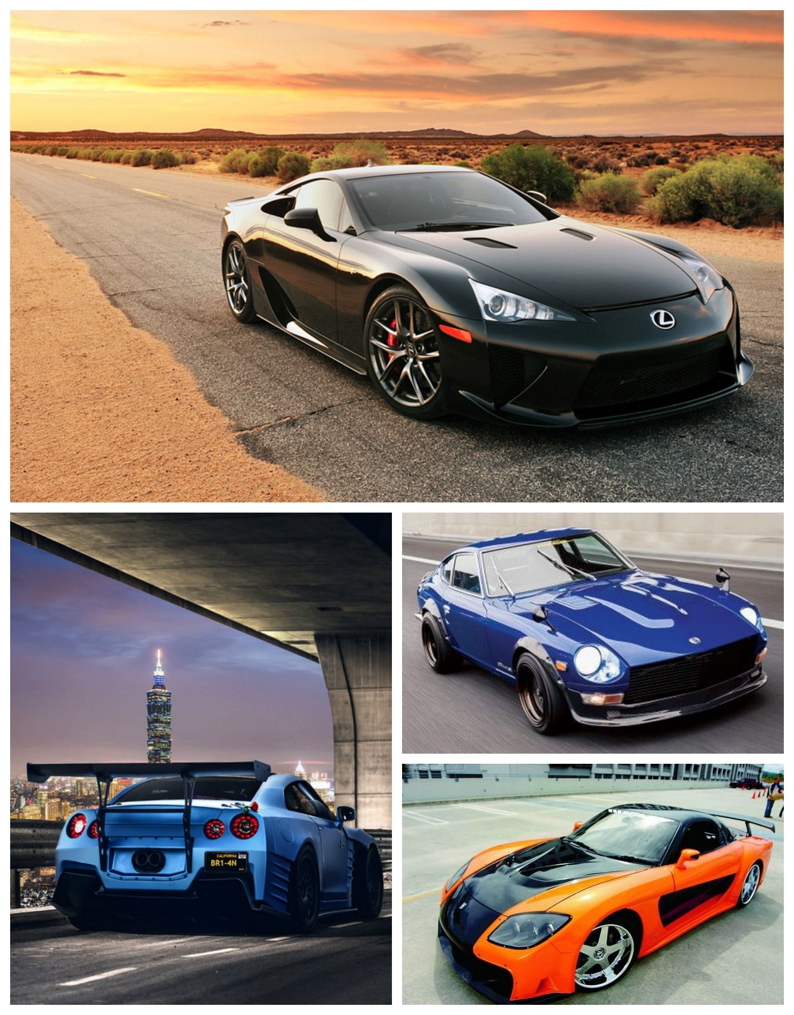 10 of the Best Japanese Cars of All Time Japanese cars