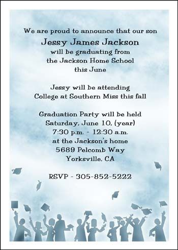 Help with proper high school graduation announcement etiquette party invitations announcements for graduation received do i send gift stopboris Image collections
