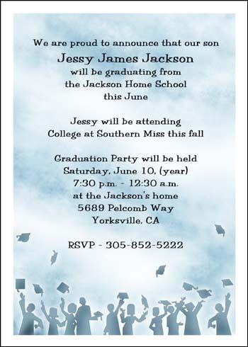 Help with proper high school graduation announcement etiquette help with proper high school graduation announcement etiquette filmwisefo Images