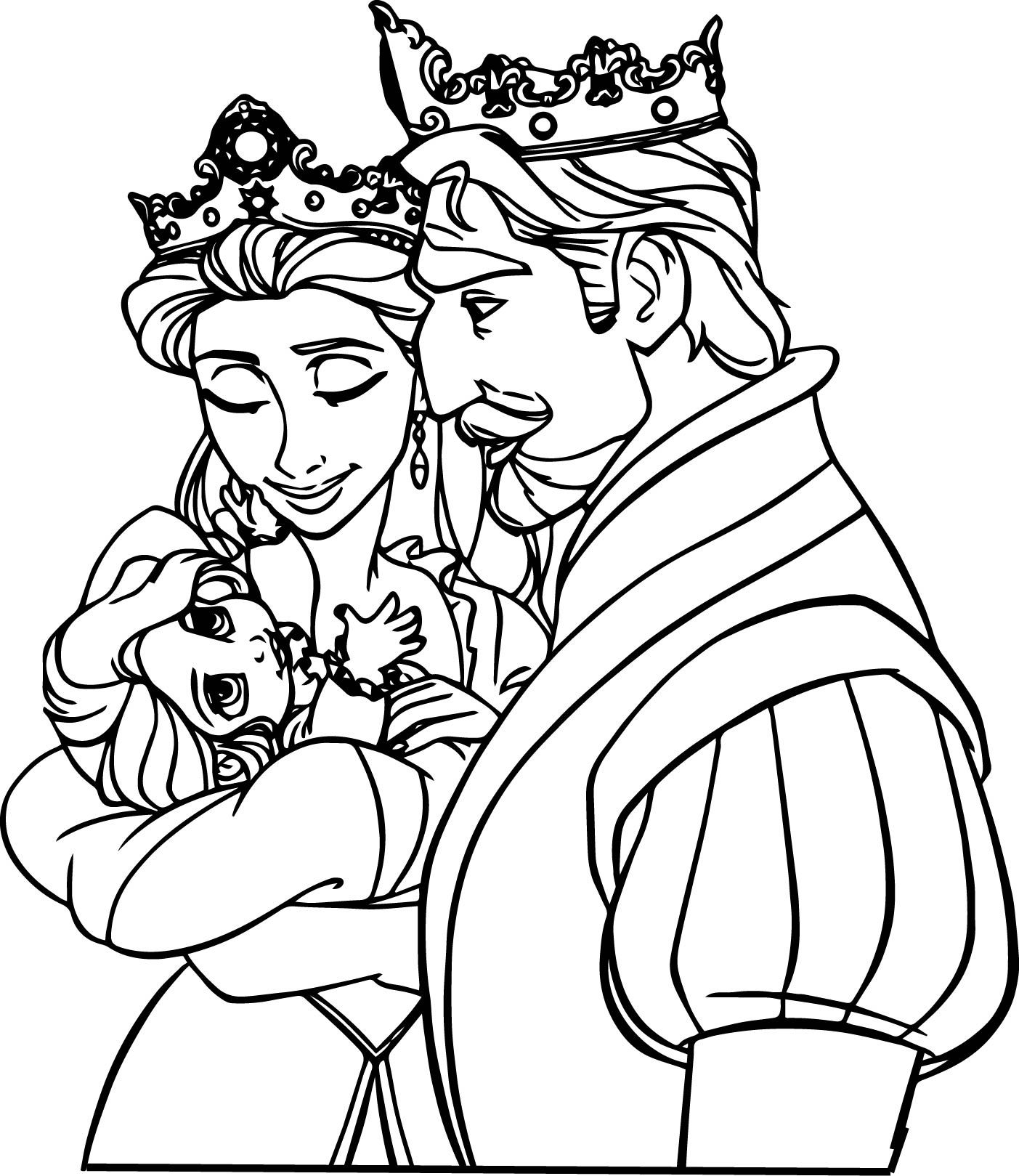 Baby Elephant Coloring Pages 94810 Prints And Colors Mcoloring Tangled Coloring Pages Rapunzel Coloring Pages Disney Coloring Pages
