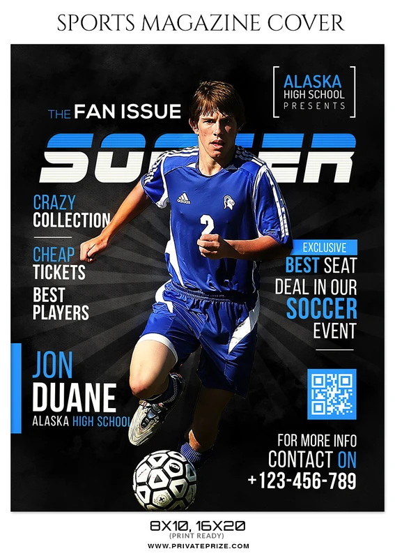 Soccer Sports Photography Magazine Cover In 2020 Sports Photography Sports Magazine Covers Sports Magazine