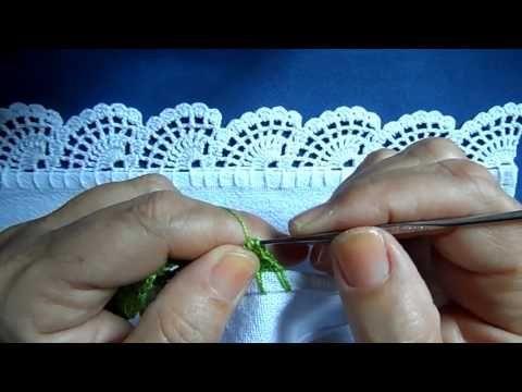 Bico De Croche Facil Bonito E Delicado Para Iniciante 36