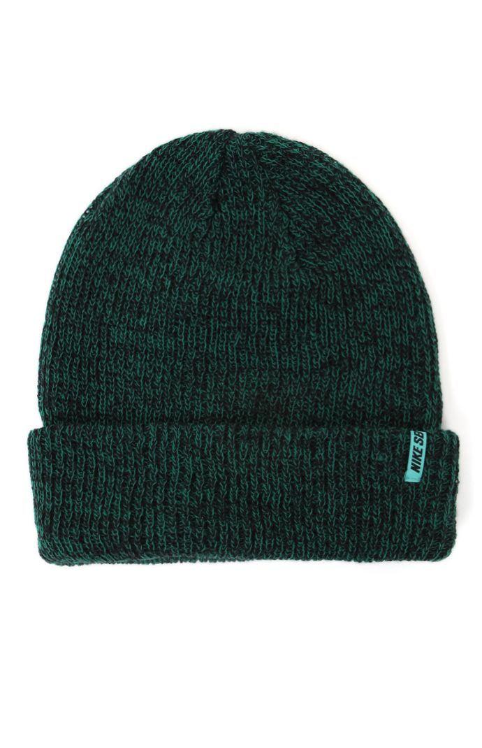 big sale 3df36 f41d2 Beanie Hats · Beanie · PacSun presents the Nike SB Marled Beanie for men.  This two tone men s beanie comes