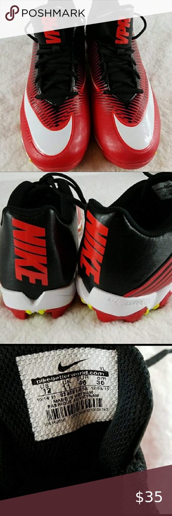 Nike VPR FastFlex Football Cleats