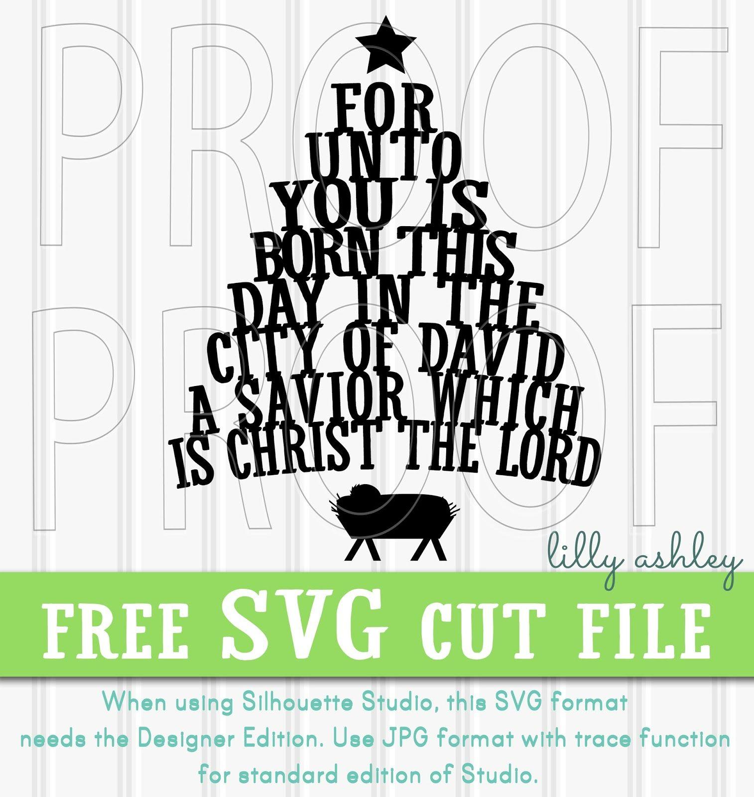 Free Christmas SVG File Christmas svg, Diy christmas