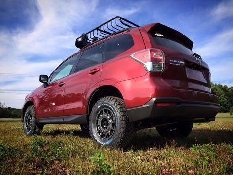LP Aventure Lift kit - Forester 2014-2018   Subaru Forester