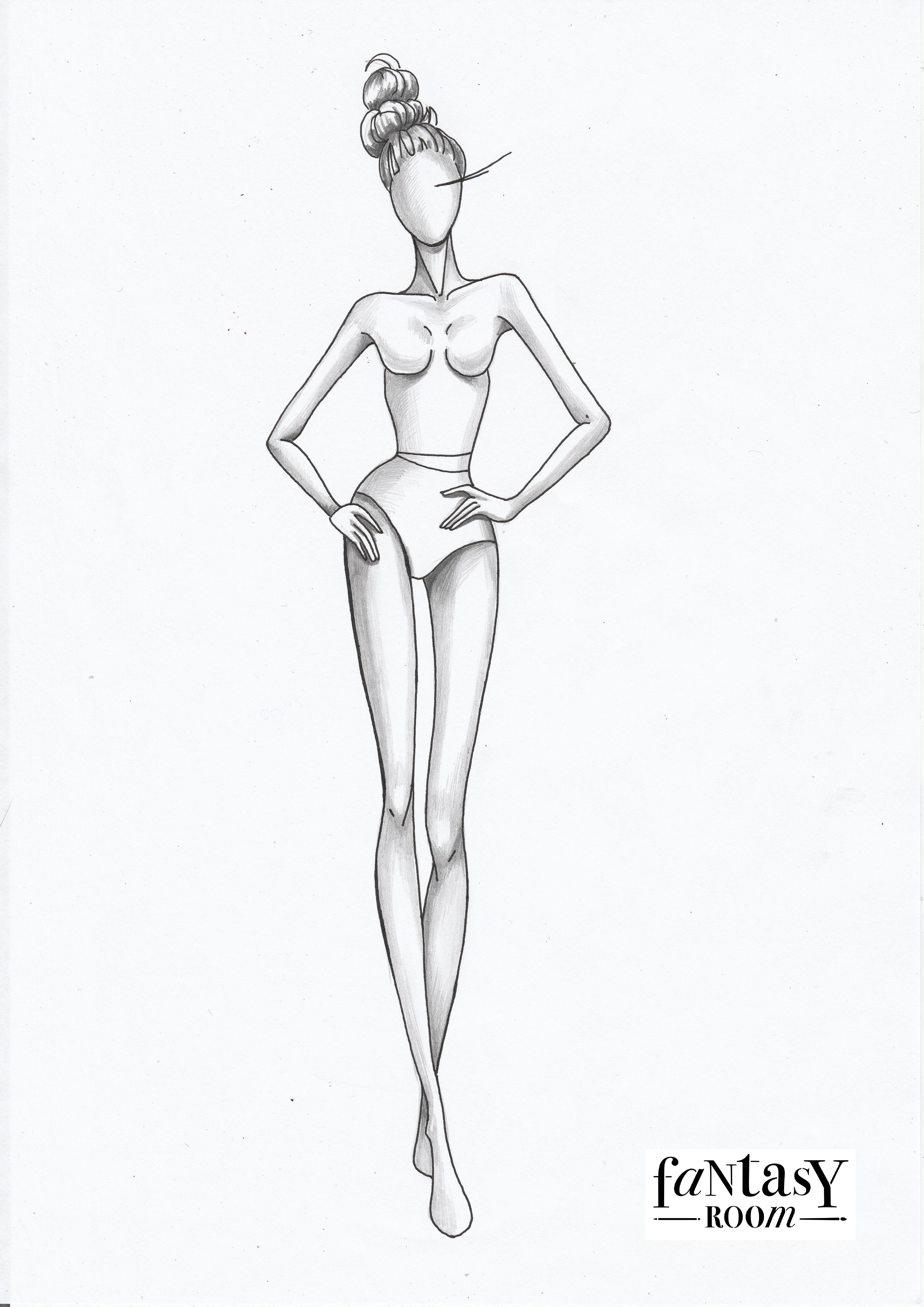 рисунки женских фигур карандашом этому вопросу