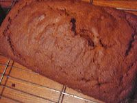 The Hidden Pantry- No nuts version of the Pumpkin Bread easily can be frosted as a loaf cake if you have need of a no nuts dessert!