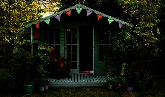 Cave A Run For Its Money 54 picscave caveShe Sheds That Could Give Any Man Cave A Run For Its Money 54 picscave cave Summer Houses  Log Cabins Home Essence Premium 9 x 9...