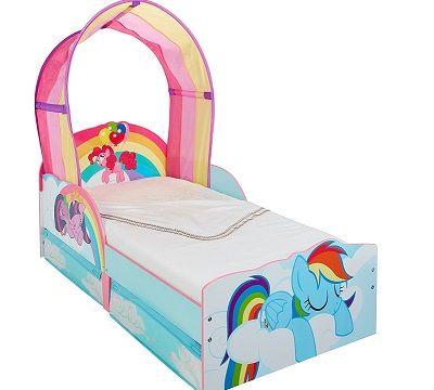 Cama my little pony camas para ni as camas ni as - Camas para ninas ...