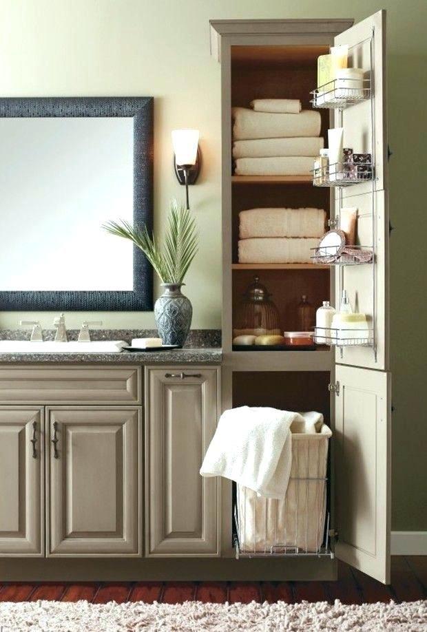 Image Result For Countertop Storage Bathroom Bathroom Remodel