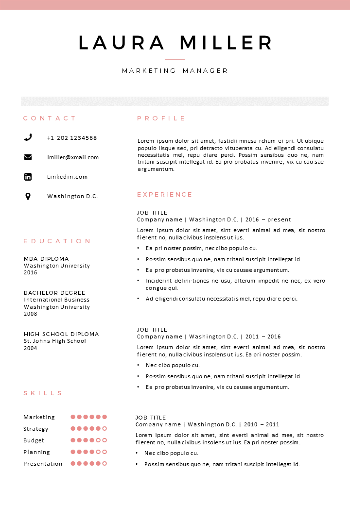Resume Template Michigan Ambt Resume Template Resume Template Word Resume Template Good Resume Examples