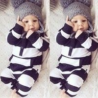 ff4f002e1 Wish Baby Boys Girls Infants Clothes Rompers Outfits Newborn Bodysuits  Jumpsuits