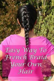 Boxer braid workout hairstyle how to | Well+Good #boxer Braids paso a paso Boxer braid workout hairstyle how to | Well+Good #boxer braids Frisuren