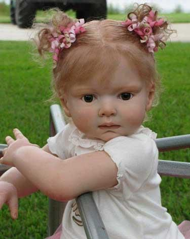 Leontyne Sculpt By Danielle Zweers Lifelike Dolls Baby Dolls