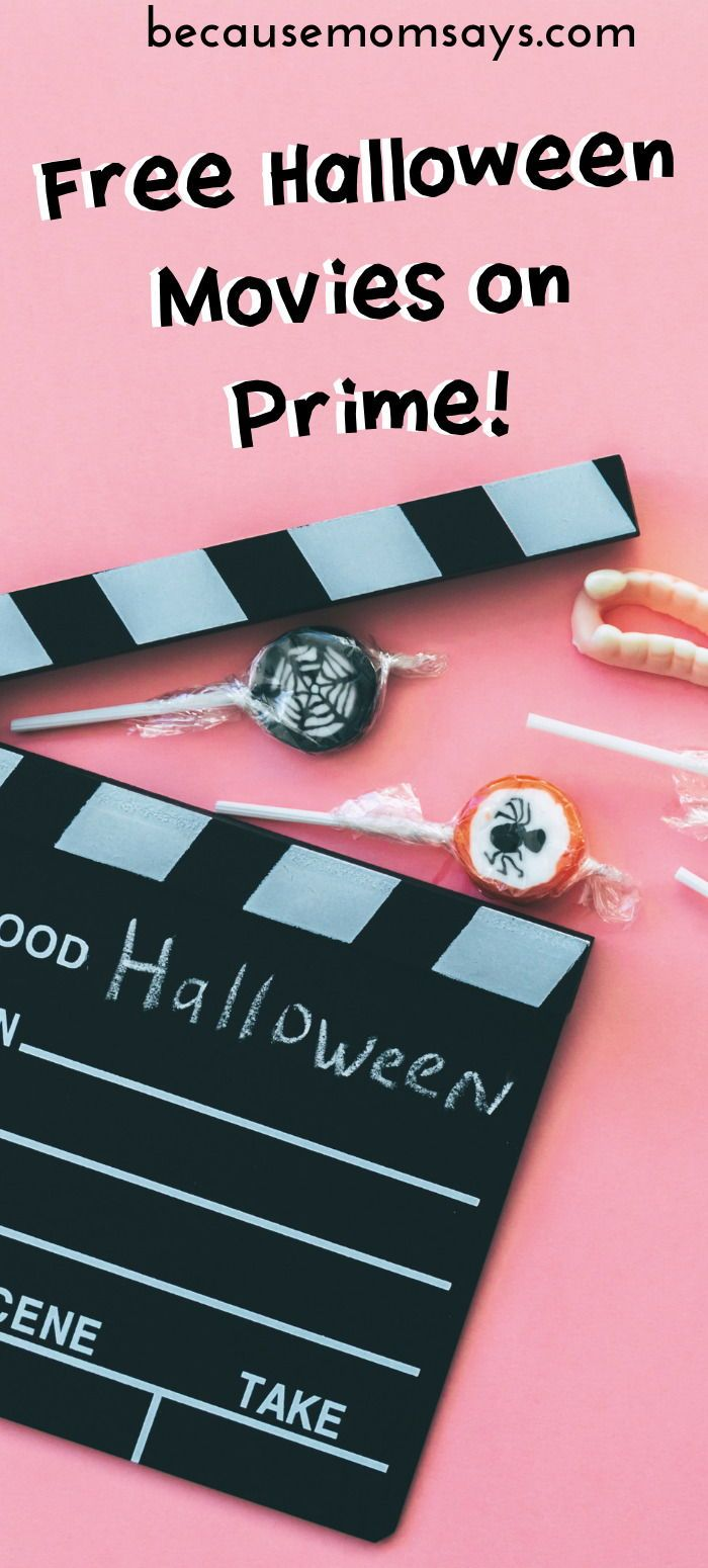 13 Best Free Halloween Movies and Shows For Kids On Amazon