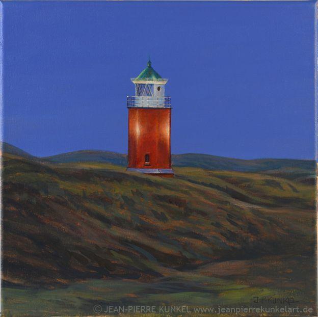 Quermarkenfeuer kampen sylt leuchtturm lighthouse painting art for sale sciox Choice Image
