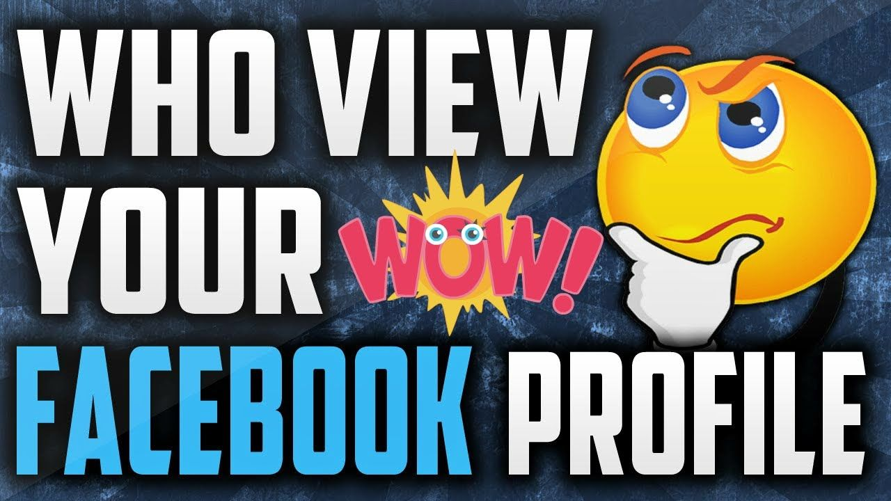 How to see who views your Facebook profile for Friends & Non Friends