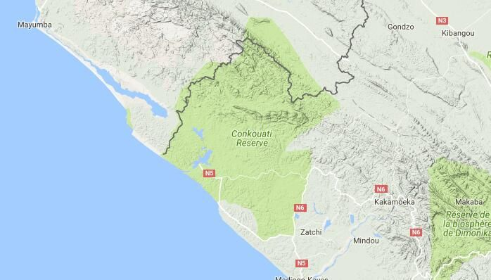 Birdlife data zone important bird areas of the world congo birdlife data zone publicscrutiny Choice Image