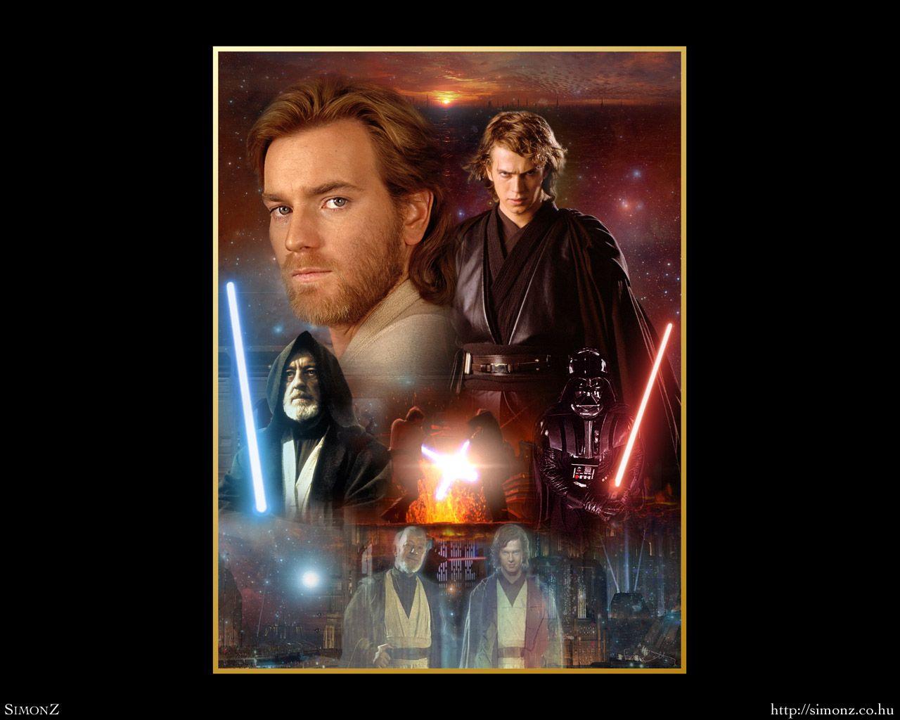 More Star Wars Saga Wallpapers Star Wars Wallpaper Star