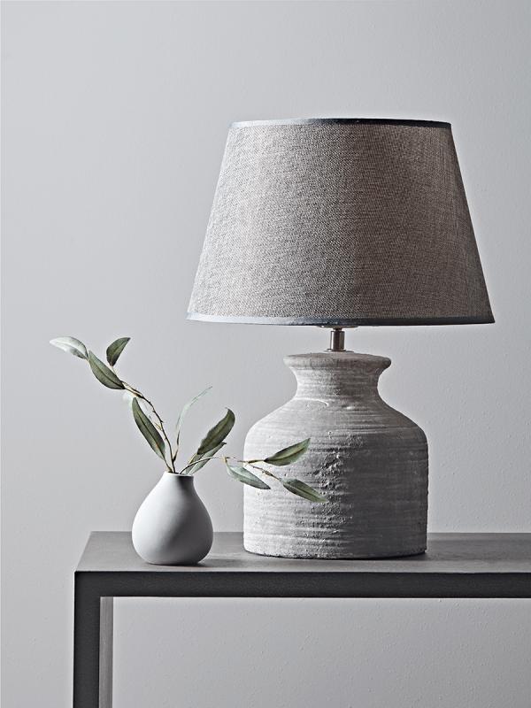 Concrete Effect Bedside Lamp Concrete Table Lamp Floor Lamps Uk