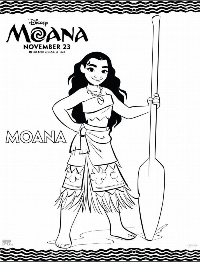 Free Moana Printables Coloring Pages Party Printables And More Moana Coloring Moana Coloring Sheets Moana Coloring Pages