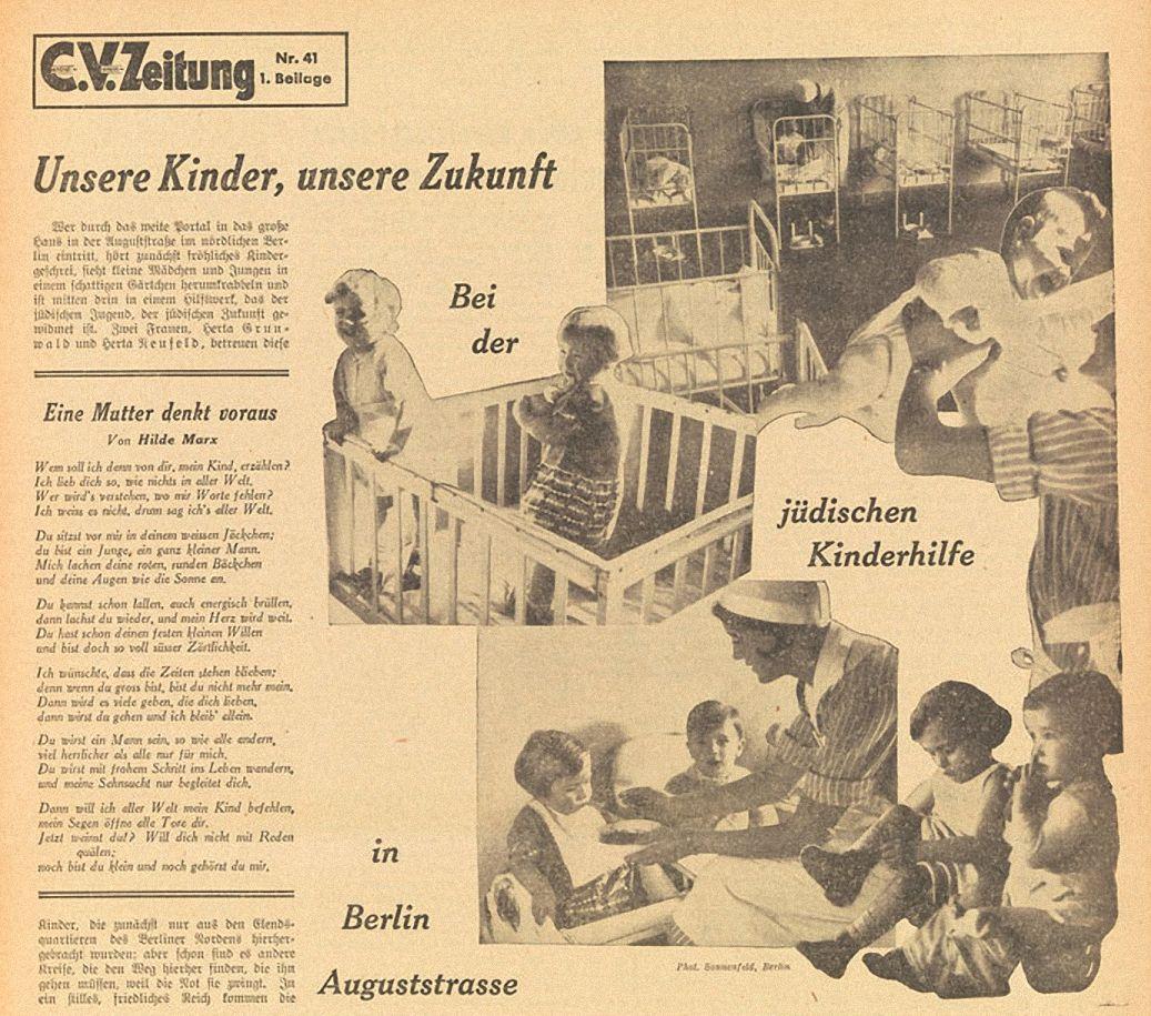 CV-Zeitung-Kinderhilfe.