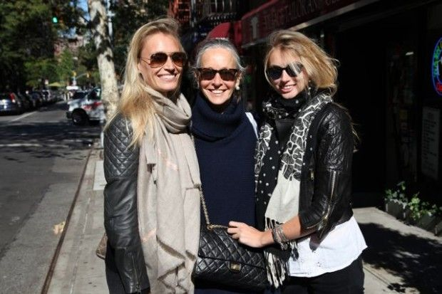 3 Girls in NYC