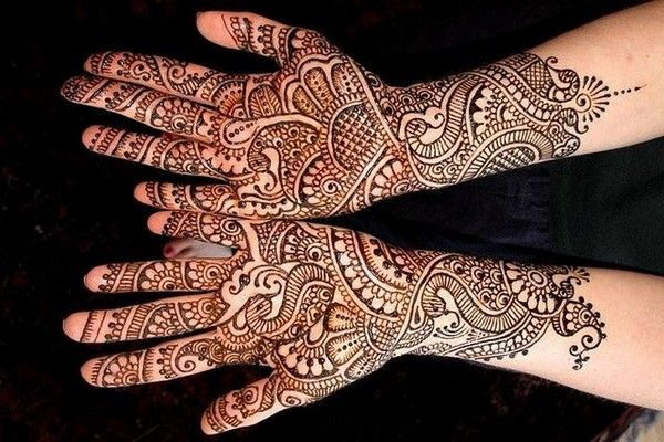 Easy Mehndi Designs Hands : Image result for easy henna designs pinterest mehndi