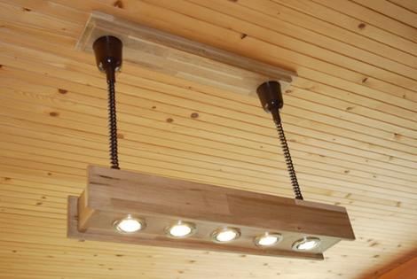Deckenlampe Selber Bauen Anleitung : designerlampe aus eigener werkstatt lampen selber bauen ~ Watch28wear.com Haus und Dekorationen