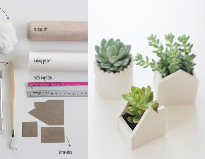 Un detalle sencillo para tus plantas manualidades geniales bricolaje manualidades y - Manualidades y bricolaje ...