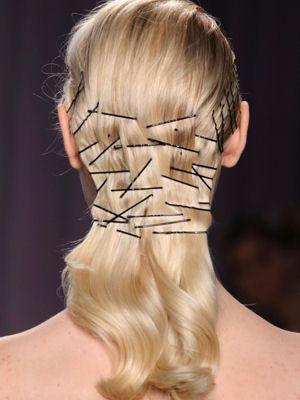 Le défilé des coiffures tendances de la rentée Cheveux