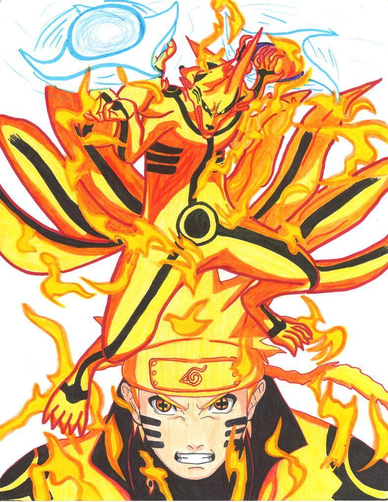 Rasen Shuriken Asura By Thehoodieartist738 Naruto Art Anime Wallpaper Naruto Vs Sasuke