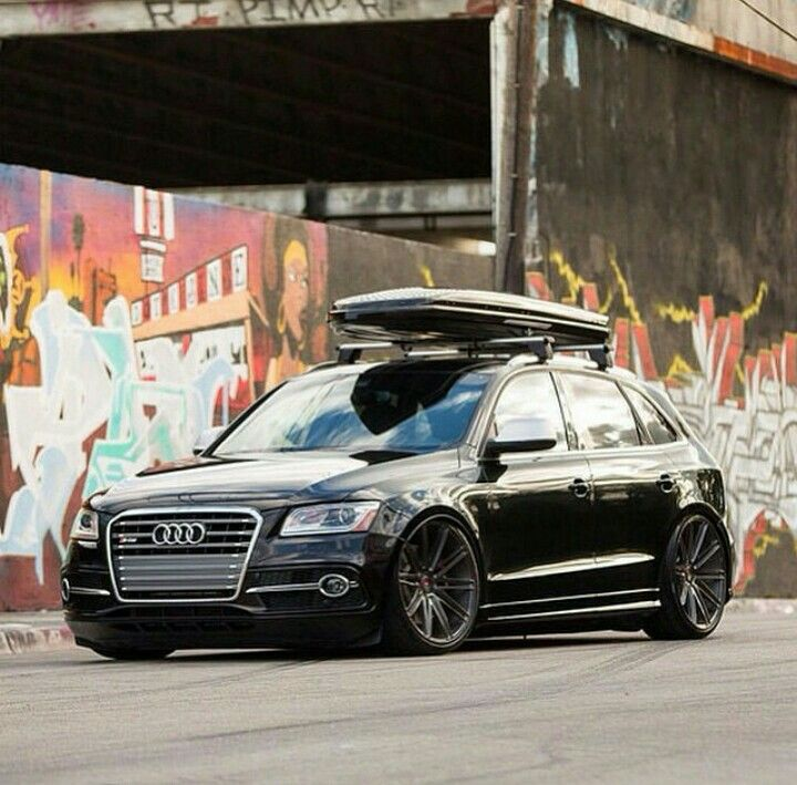 Best Off Road Vehicle Of All Time >> Lowered like this, even an SQ5 looks good. #vw53a | Audi ...