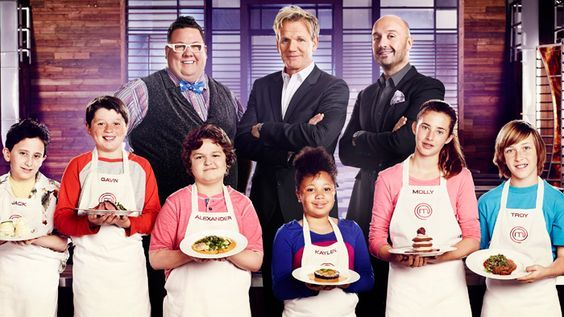 Master Chef Junior The Best Junior Ages 8 13 Home Cooks Across The Nation Compete To Be Named The Masterchef Masterchef Junior Masterchef Cooking Competition